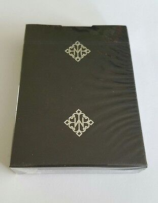 Daniel Madison White Rounders Playing Cards Ellusionist Deck New Sealed