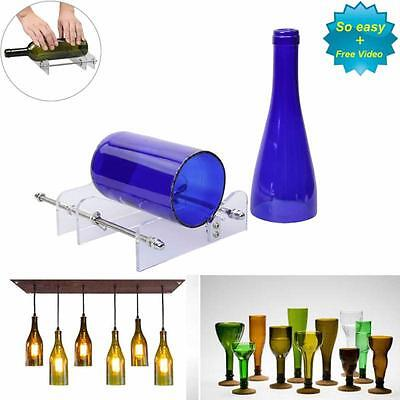 Glass Wine Beer Bottle Cutter Machine Cutting Tool Glass Bottle Cutter Machine