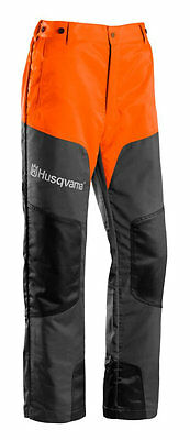 "Husqvarna Protective Waist Trousers Class 1 Chainsaw Protection Large 36"" 20 m/s"