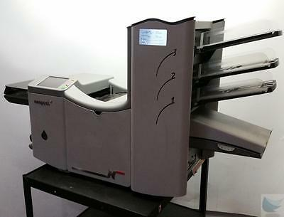 Neopost DS-70 06DW-5649 Folder Inserter with 120 Page Count - TESTED WORKING