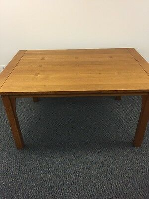 Stickley Dining Table Mission Oak