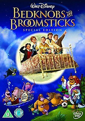 Bedknobs and Broomsticks DVD with Angela Lansbury New (DVD  2009)