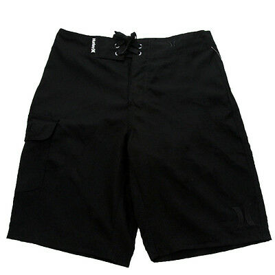 Hurley Youth One and Only Boardshorts Black 23