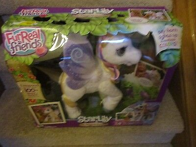 FurReal Friends My Magical Unicorn StarLily Interactive Star Lily New box READ