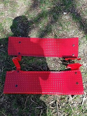 Original Ford Tractor Running Boards 8n,Jubilee, NAA