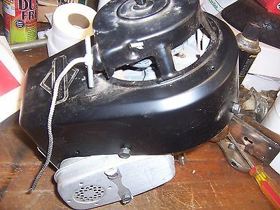 Briggs and Stratton two cycle sno/guard model 62000 NOS gas engine