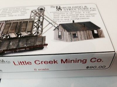 Csm Little Creek Mining Co  S Scale Laser Kit Formerly Banta Modelworks