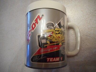 Vintage Snap-on Rick Mears Mug