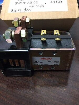 albright contactor SW 181AB/52