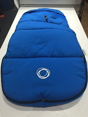 Bugaboo Footmuff Bunting Cover Blue
