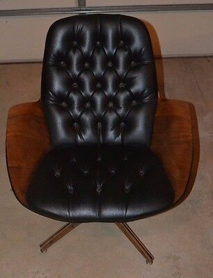 Plycraft Mulhauser Bentwood Lounge Chair Mid-Century Eames Era PICK UP