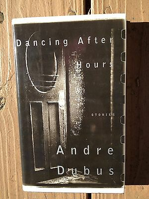 LOT of 2 First Editions in HARDCOVER by ANDRE DUBUS