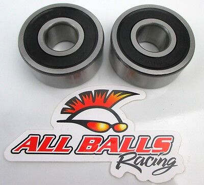 "All Balls Wheel Bearing, Front & Rear Softail Dyna 00-Up, 3/4"" ID  21mm, Pair"