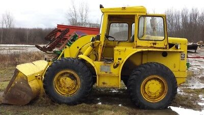 Caterpillar 922B Wheel Loaders