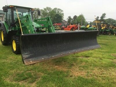 2014 John Deere BL10 Skid Steer Attachments