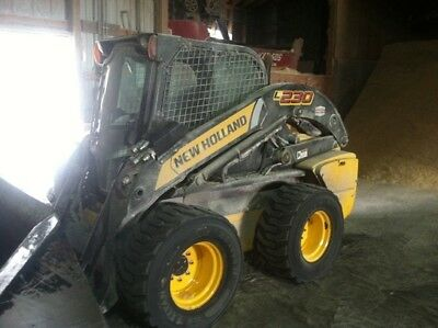 2012 New Holland L230 Skid Steer Loader