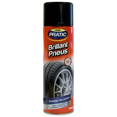 Brillant Pneus 500Ml Auto Pratic