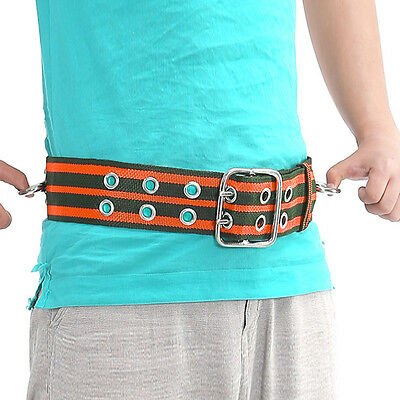 Safety Rock Tree carving Climbing Waist Belt Harness Adjustable Fall Protection