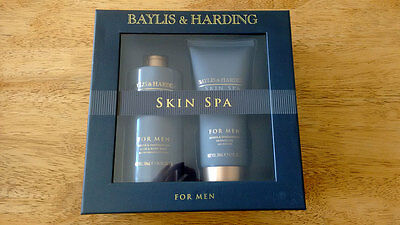 Baylis and Harding - Skin Spa 2 Piece Gift Set For Men