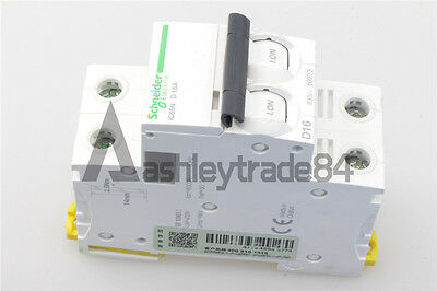 New Schneider small IC65N 2P D16A air circuit breaker switch