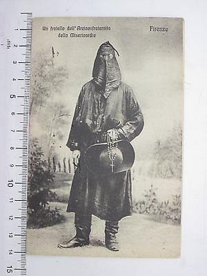Costumes-Folklore-Italy-Florence-Firenze-Famous People-V9A-S58608
