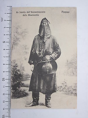 Costumes-Folklore-Italy-Florence-Firenze-Famous People-V9A-S58609