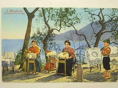 Costumes Folklore Italy-S.margherita-Weaver-O9A-S52872