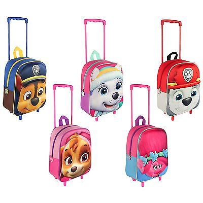 Kids 3D Character Trolley