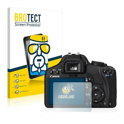Canon EOS 450D Glass Screen Protector Protection Film
