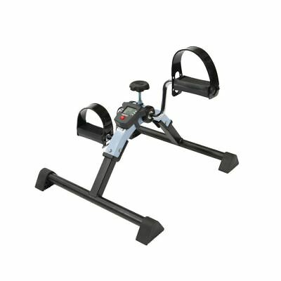 Folding Pedal Exerciser Mobility Cycle Rehab Aid with Digital Display