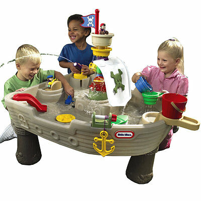 Little Tikes Anchors Away Water Play Table, Outdoor Toy Garden Playset