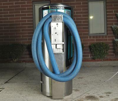 Coin Operated Self Serves Car Wash Commerical Vacuum