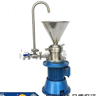 Details about  JML-50 milk cheese chocolate peanut butter grind colloid mill ma