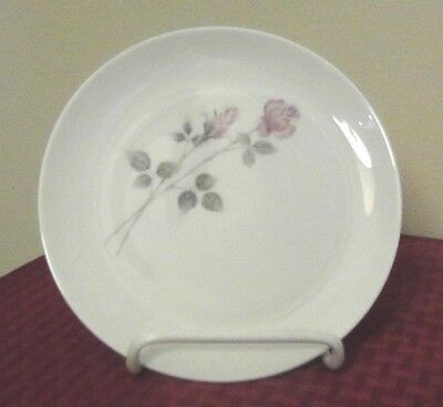 """Royal Doulton Pillar Rose Bread And Butter Plate- 6 1/4""""  1103Is"""