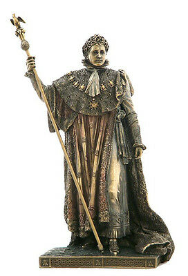 The Coronation of Napoleon Statue Sculpture Figurine - WE SHIP WORLDWIDE