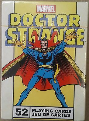 Doctor Strange Comic Book Playing Cards Deck 2017