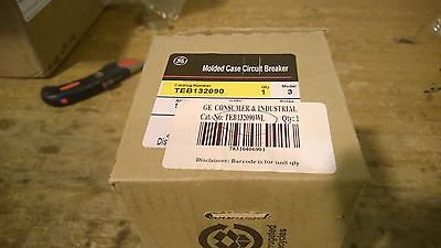 Teb132090Wl 3 Pole 240V/10A Feed Thru Ge Breaker Nib Marked Down To Sell