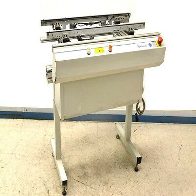 Universal Instruments 5362i PCB Inspection SMT Workstation .9m Conveyor