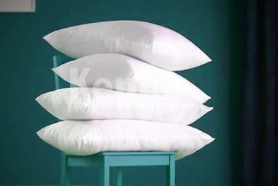 **special Offer** 2 X Duck Feather & Down Hotel Quality Pillows * New Restock