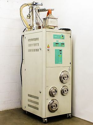 Highpoint Polycarbonate Injection Molder Material Dryer SS Hepa Filtered Air Loa