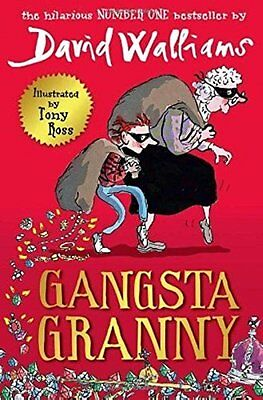 Gangsta Granny by David Walliams New Paperback Book