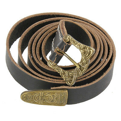 Jarls Aristocracy Viking Knot and Weave Medieval Costume Renaissance Belt