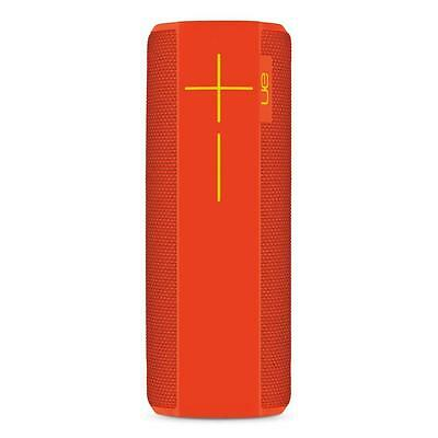 LOGITECH Ultimate Ears UE MEGABOOM Bluetooth Wireless Speaker WATERPROOF Juicy