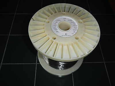 New 20 Lbs. 304V Austenitic Stainless Steel Wire Fort Wayne Metals 0.0365 Dia.