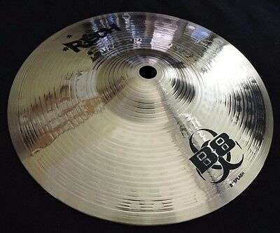 Rech B8 8'' Splash Cymbal - Aussie Owned