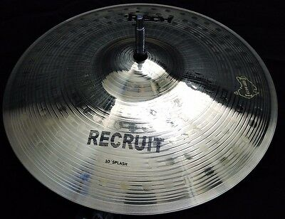 Rech Recruit 10'' Splash Cymbal - Aussie Owned