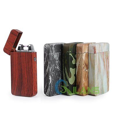 Electric Arc Lighter USB Cigarette Plasma Rechargeable Windproof Flameless【AU】