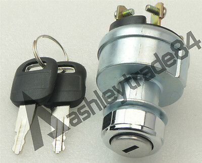 New for caterpillar CAT E320 Excavator 4 wire ignition switch 9G7641