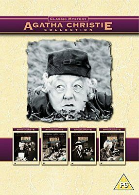 Agatha Christies Miss Marple Collection with Margaret Rutherford New (DVD  2004)