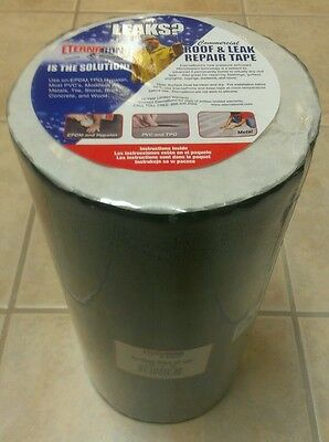 "12""x 50' Black EternaBond RV Roof and Leak Repair Tape -FREE PRIORITY-BEST PRICE"